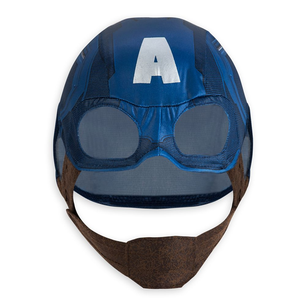 Captain America Costume for Kids