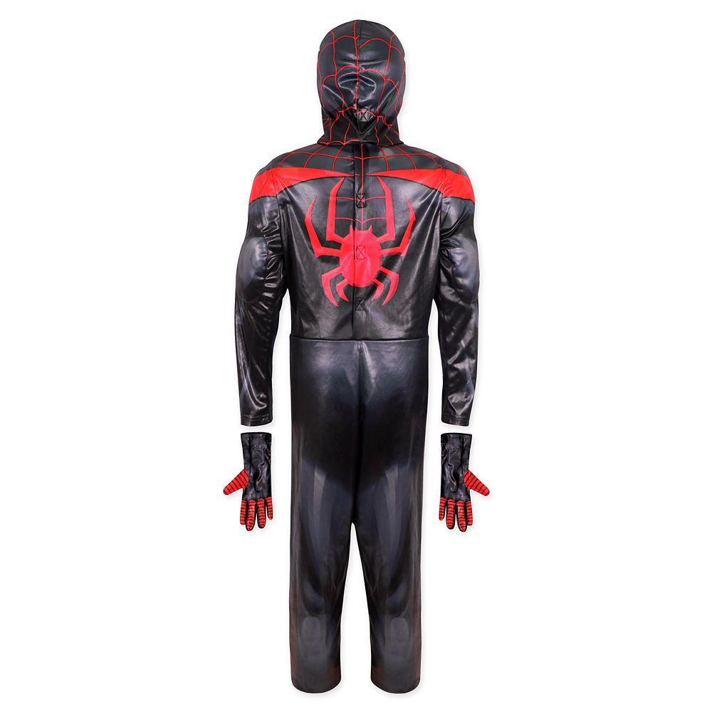 Miles Morales Spider-Man Costume for Kids