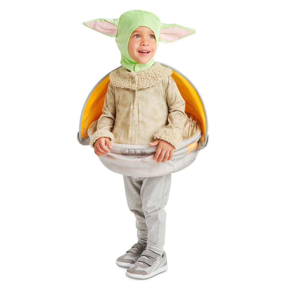 Grogu Hover Pram Costume for Toddlers  Star Wars: The Mandalorian Official shopDisney