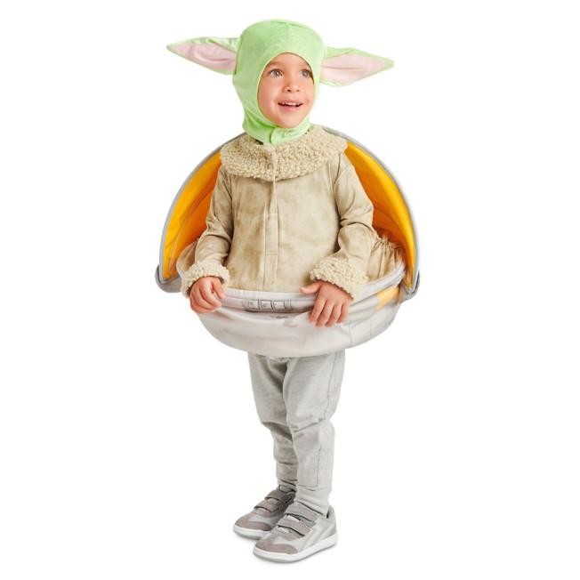 Grogu Hover Pram Costume for Toddlers – Star Wars: The Mandalorian