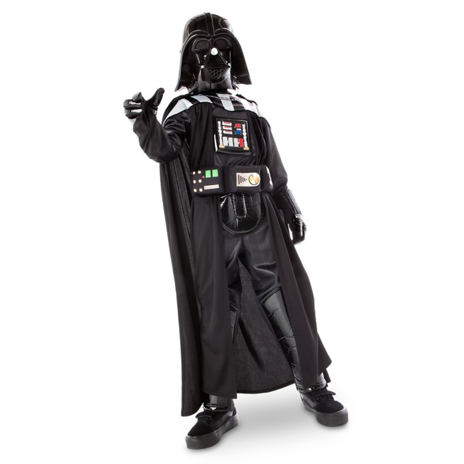 Darth Vader Costume with Sound for Kids – Star Wars