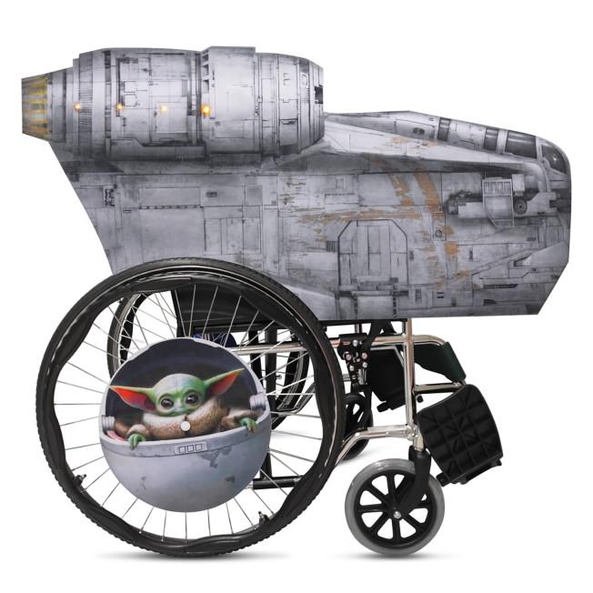 Star Wars: The Mandalorian Wheelchair Cover Set