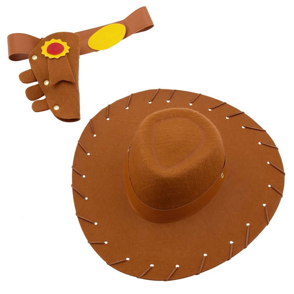Woody Costume Accessory Set for Kids –Toy Story