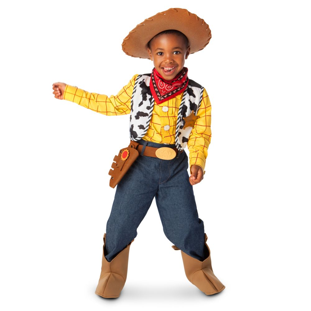 Woody Costume Accessory Set for Kids – Toy Story