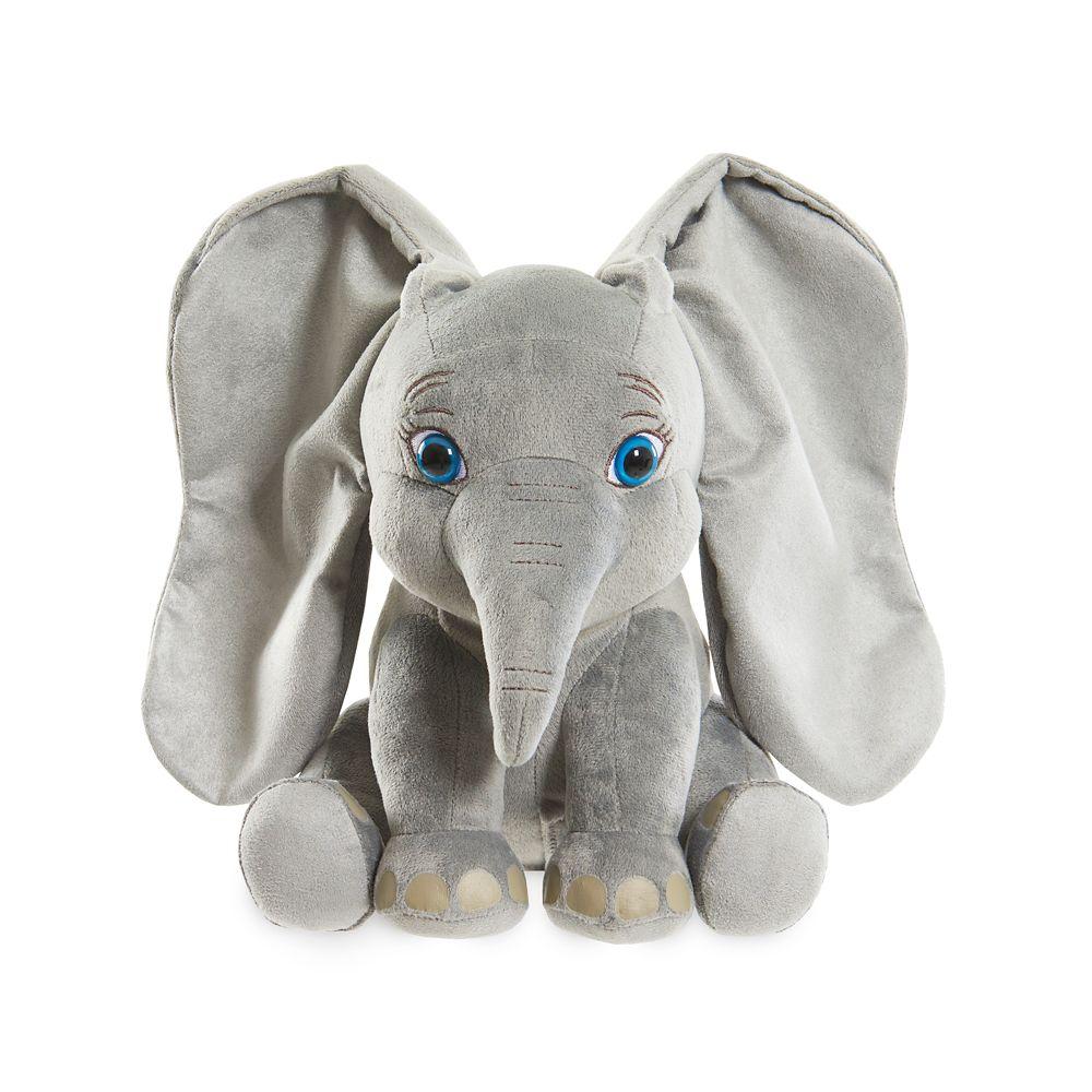 Dumbo Fluttering Ears Plush  Live Action Film Official shopDisney