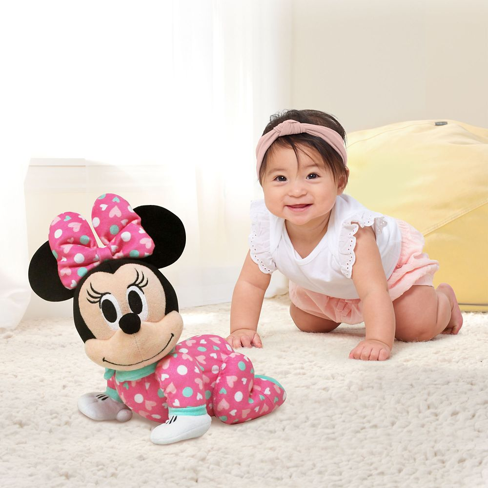 Minnie Mouse Musical Crawling Pal