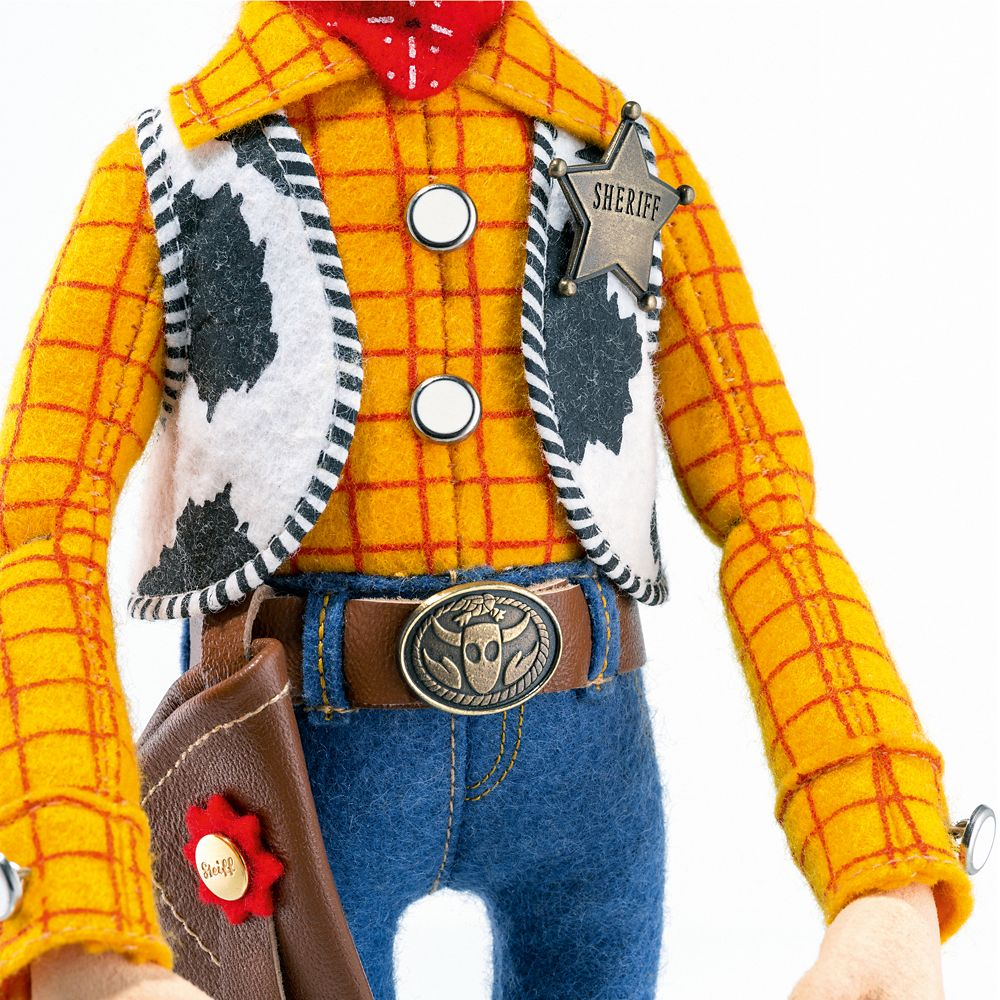 Woody Collectible by Steiff – 14 1/2'' – Limited Edition