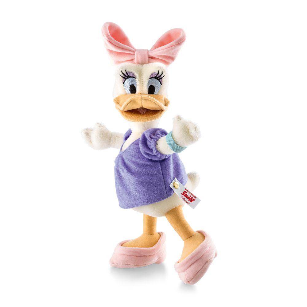 Daisy Duck Collectible by Steiff – 10'' – Limited Edition