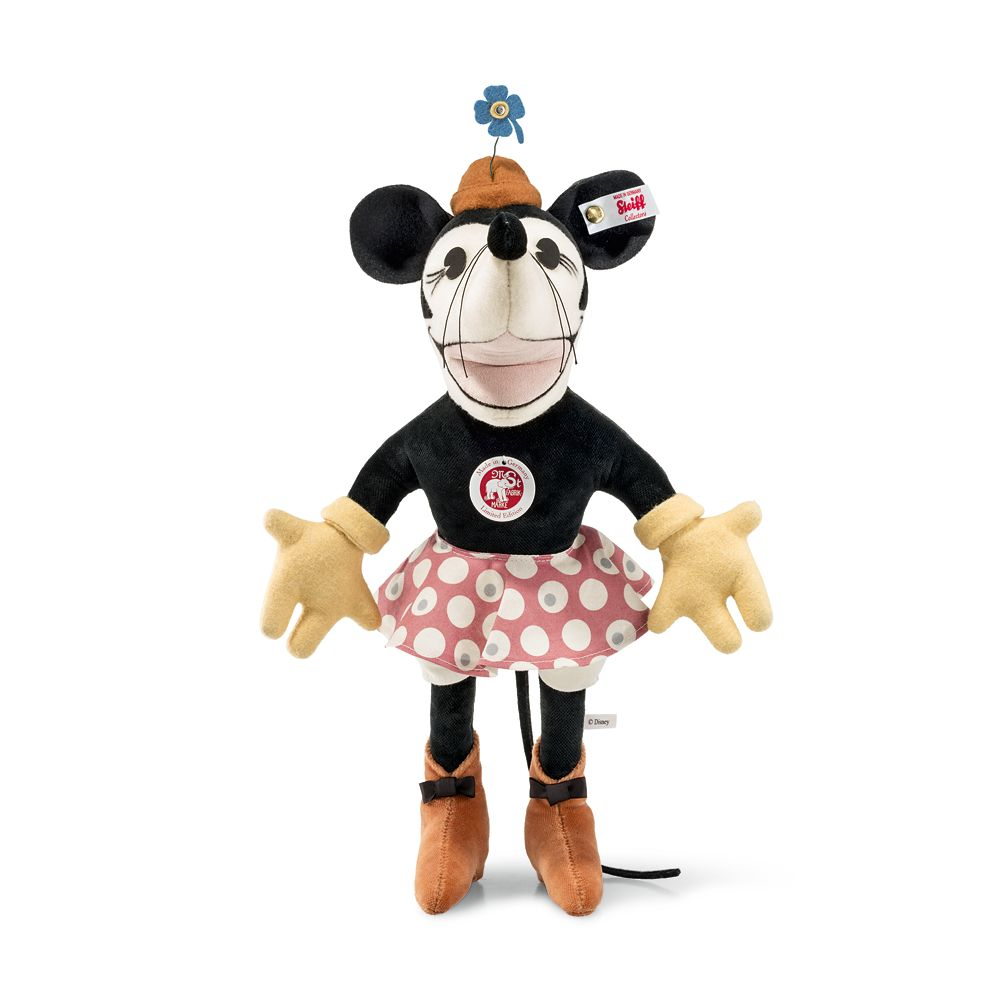 Minnie Mouse 1932 Collectible by Steiff  Limited Edition  Medium Official shopDisney
