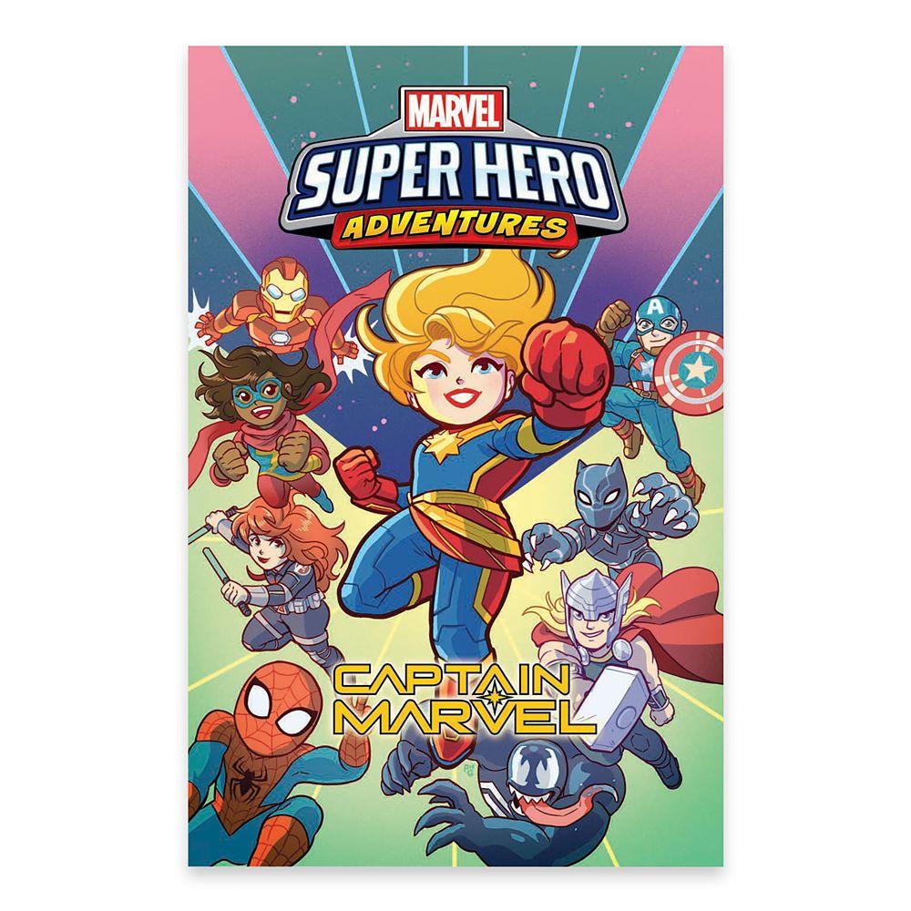 Captain Marvel – Marvel Super Hero Adventures Comic Book