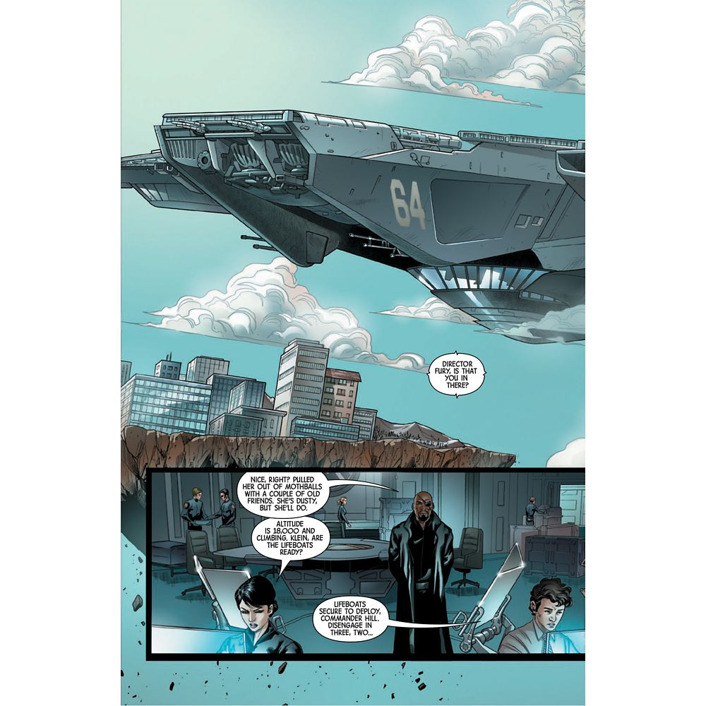 Marvel's Captain Marvel Prelude Book
