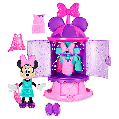 Minnie Mouse Turnstyler Closet
