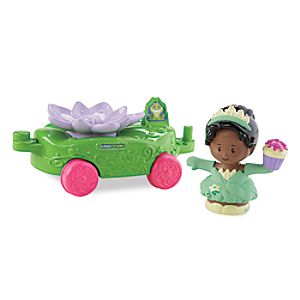 Tiana Parade Float by Little People 3060034620780P