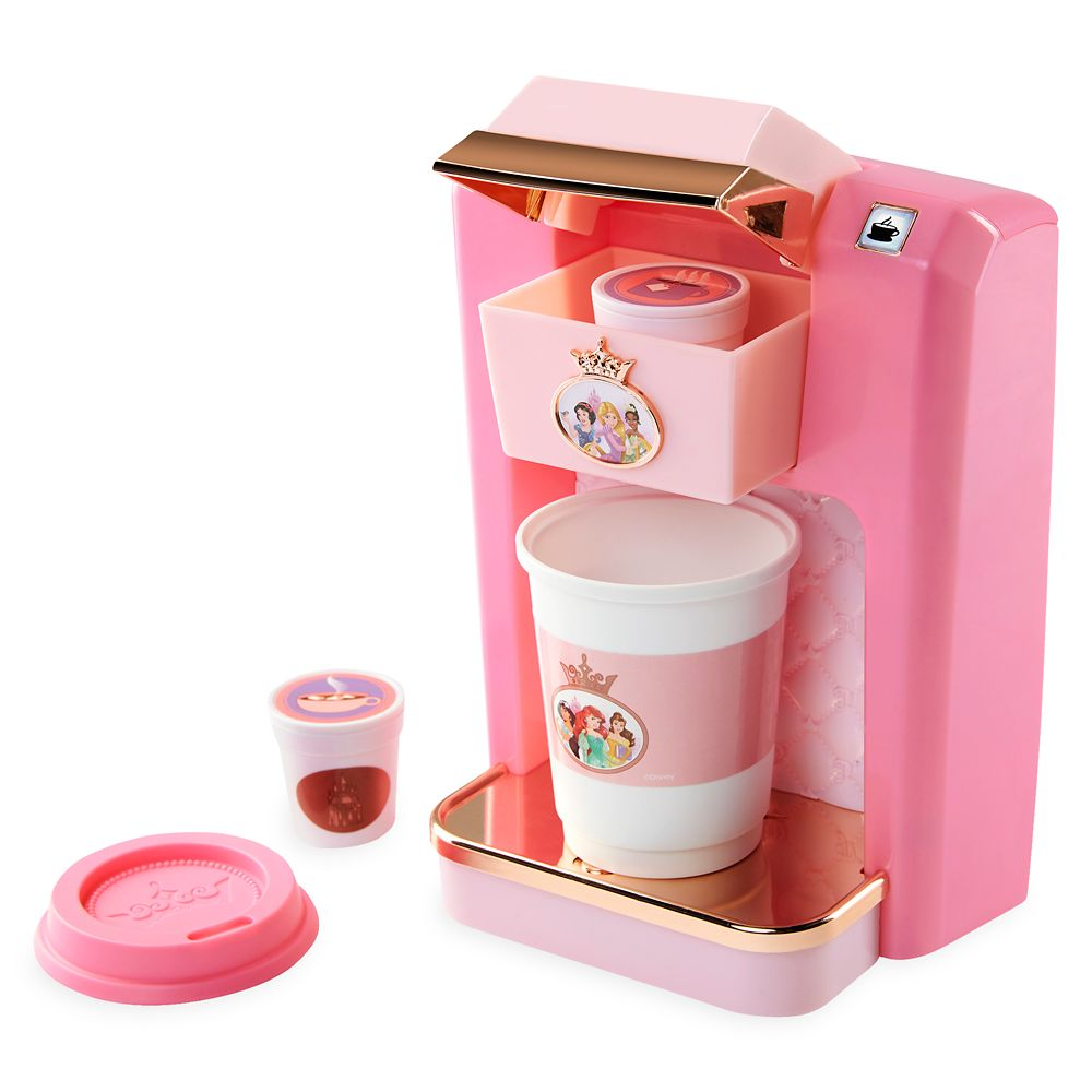 Disney Princess Coffee Maker Play Set