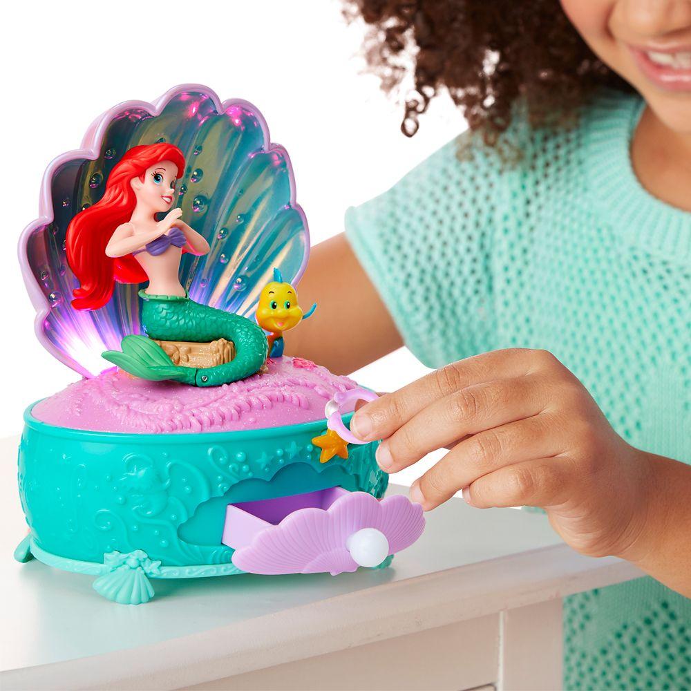Ariel Pearl Jewelry Box