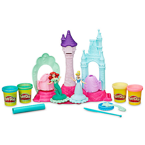 Disney Princess Royal Palace Play-Doh Set