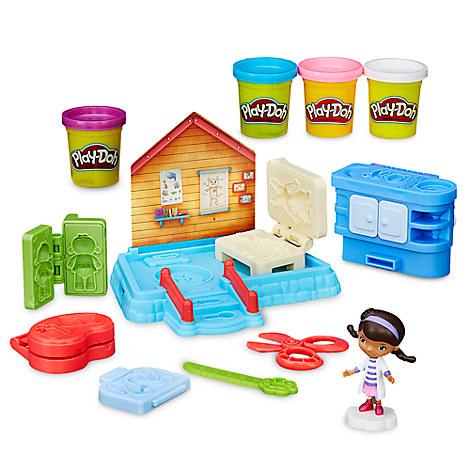 Doc McStuffins Doc's Clinic Play-Doh Set