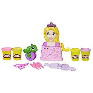 Rapunzel Royal Salon Play-Doh Set