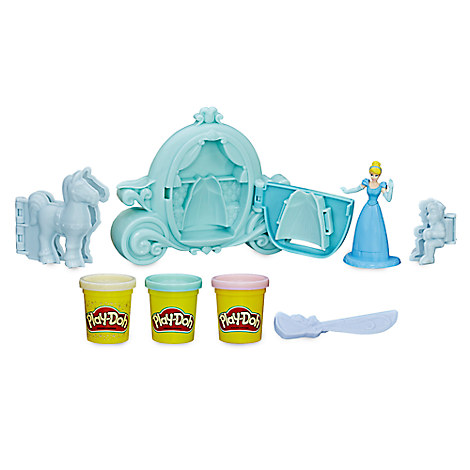 Cinderella Royal Carriage Play-Doh Set