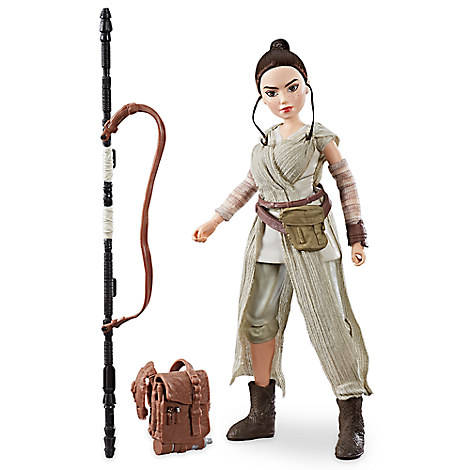 Rey Action Figure by Hasbro - Star Wars: Forces of Destiny - 11''