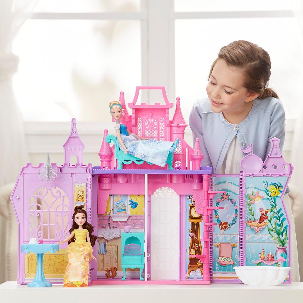 Disney Princess Pop-Up Palace Playset by Hasbro