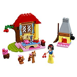 Snow White's Forest Cottage Playset by LEGO Juniors 3060047090434P