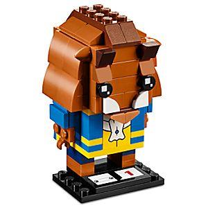 Disney Store Beast Brickheadz Figure By Lego