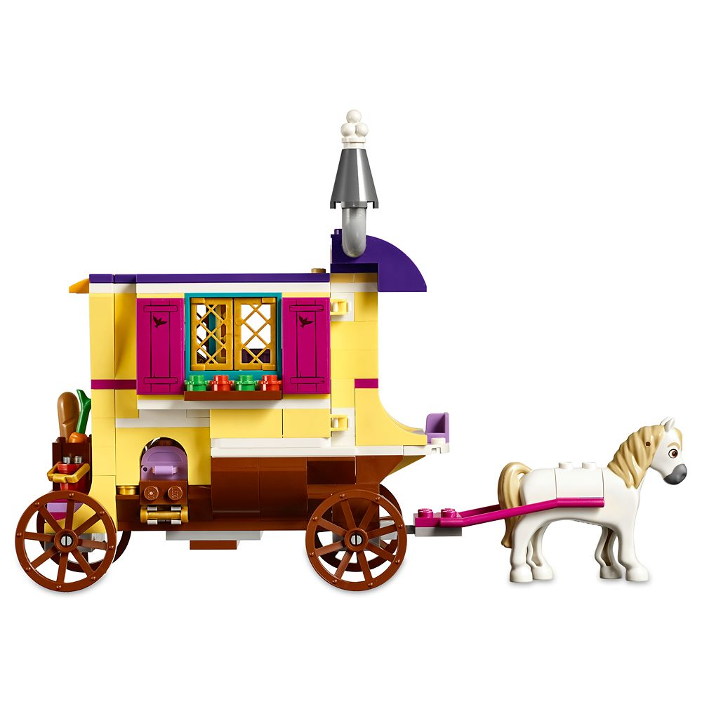Rapunzel Travel Caravan Playset by LEGO – Tangled: The Series