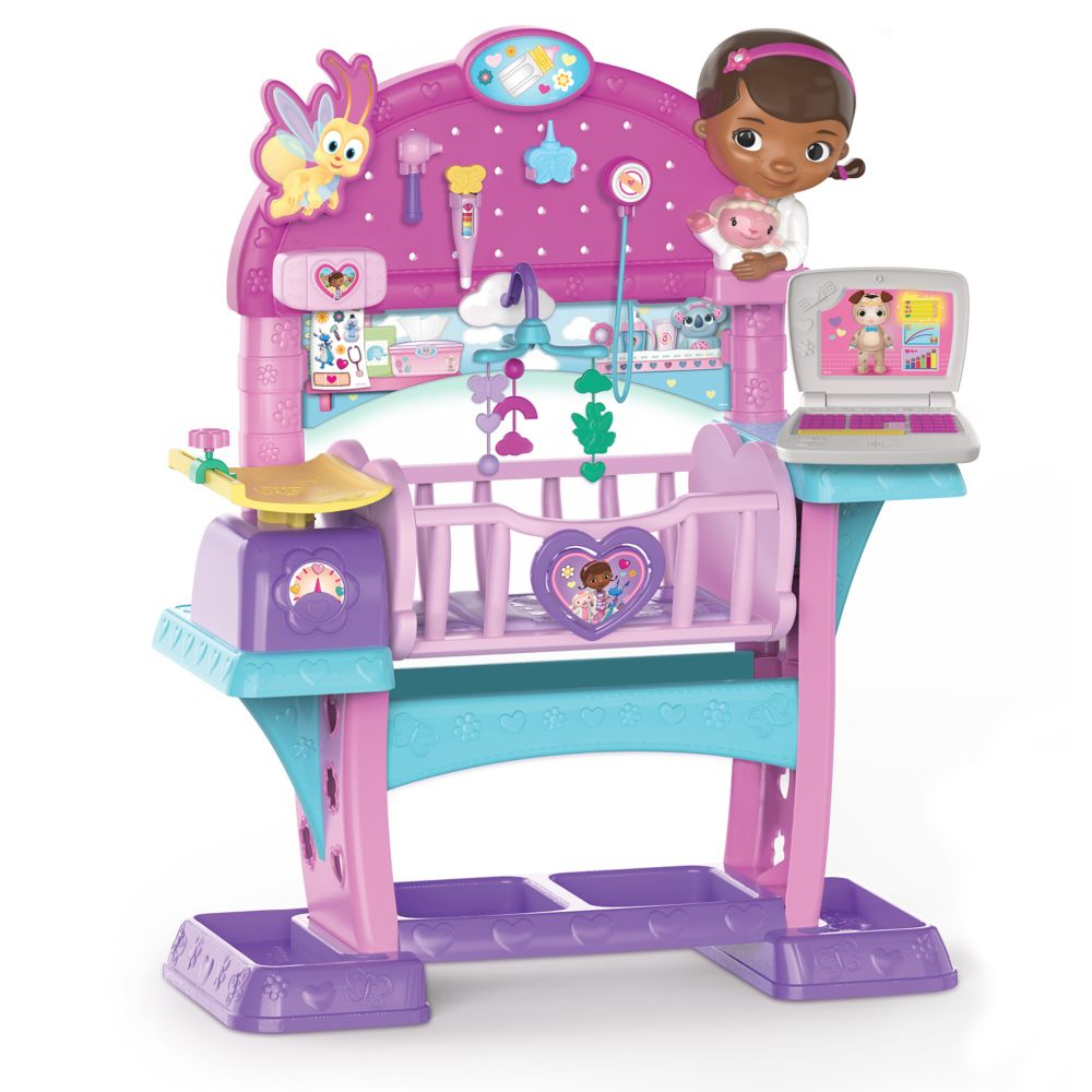 Doc McStuffins All-In-One-Nursery Playset