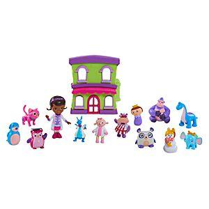 Doc McStuffins Deluxe Friends Collection Figure Set 3060055960603P