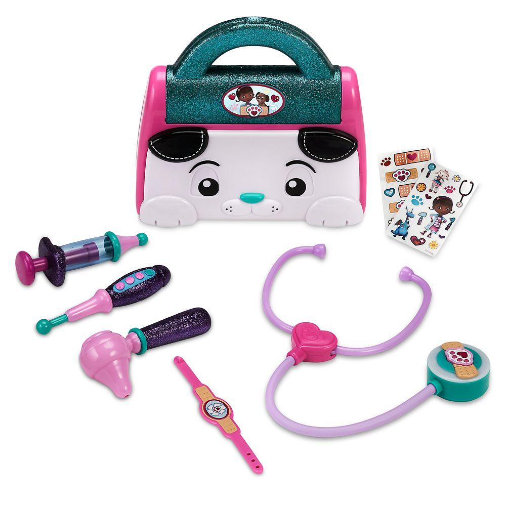 Doc McStuffins Pet Rescue Doctor's Bag Set Official shopDisney