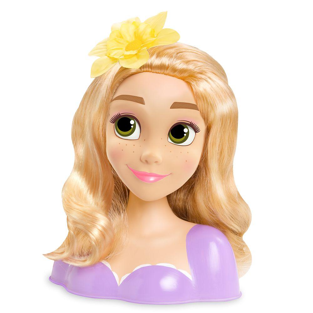 Rapunzel Deluxe Styling Head Official shopDisney