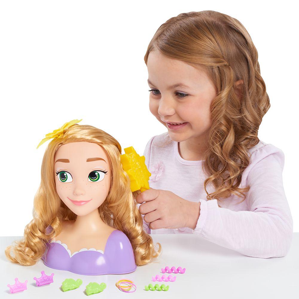 Rapunzel Deluxe Styling Head