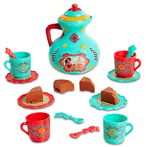 Elena of Avalor Royal Palace Tea and Chocolate Set