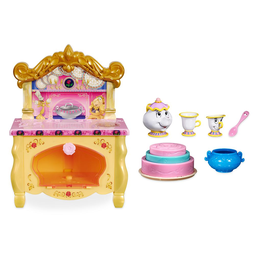 Belle's Enchanted Kitchen Playset Official shopDisney