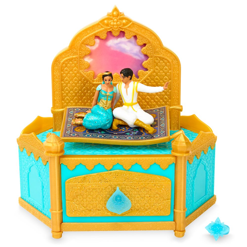 Aladdin Jewelry Box Official shopDisney