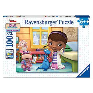 Doc McStuffins Toy Hospital Puzzle by Ravensburger 3060057960223P