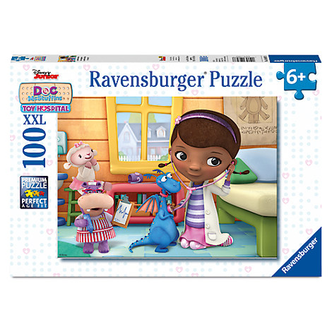 Doc McStuffins Toy Hospital Puzzle by Ravensburger