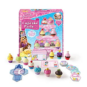 Disney Princess Cupcake Party Game by Ravensburger