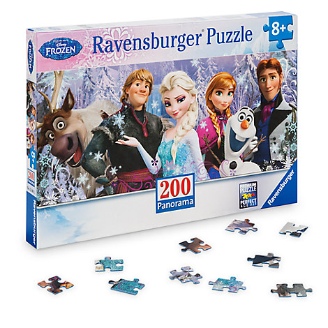Frozen Panoramic Puzzle by Ravensburger