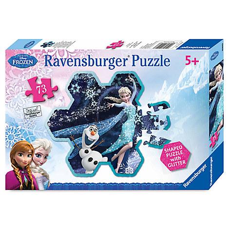 Frozen Snowflake Puzzle by Ravensburger
