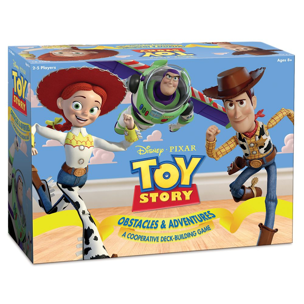 Toy Story Obstacles & Adventures Game