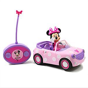Minnie Mouse Remote Control Car 3060058400719P