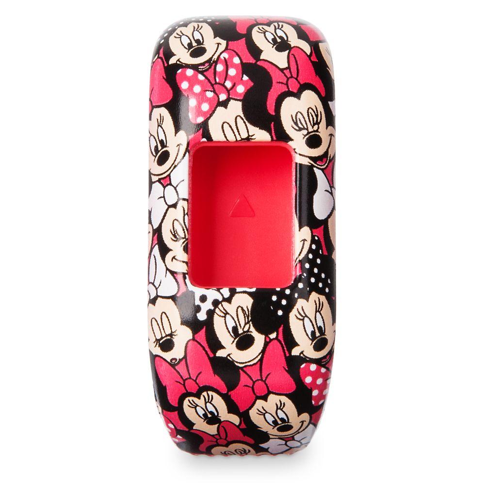 Minnie Mouse Garmin vívofit jr. 2 Accessory Stretchy Band
