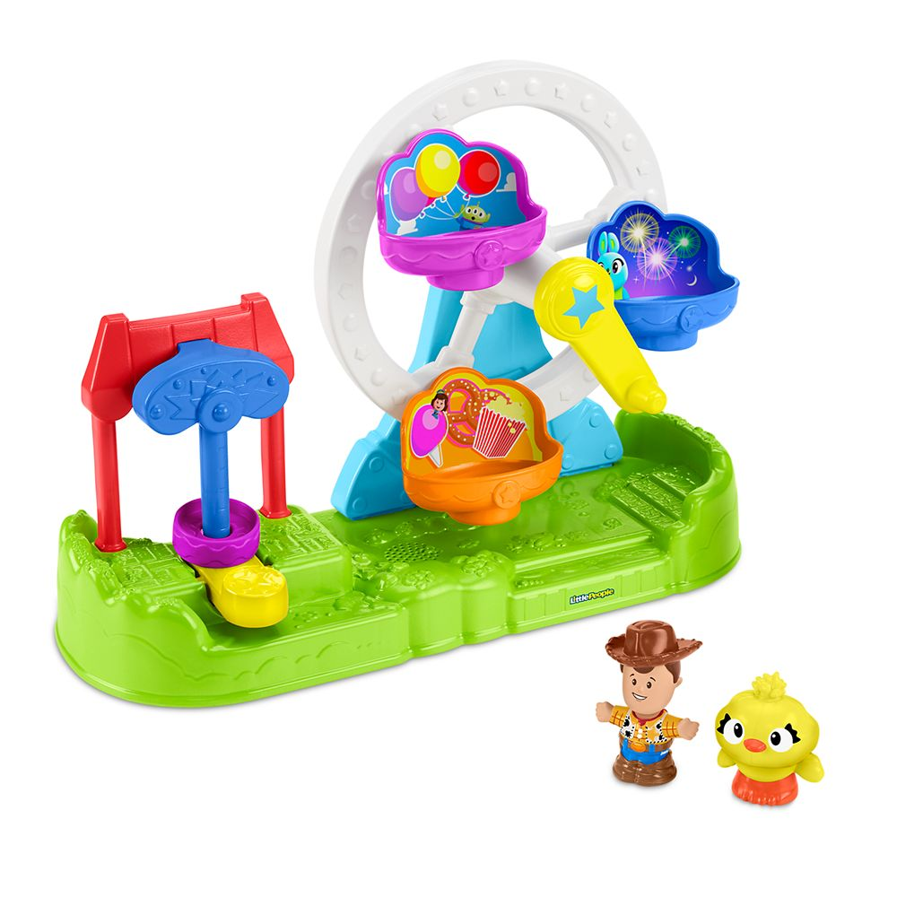 Toy Story 4 Ferris Wheel Play Set by Little People Official shopDisney