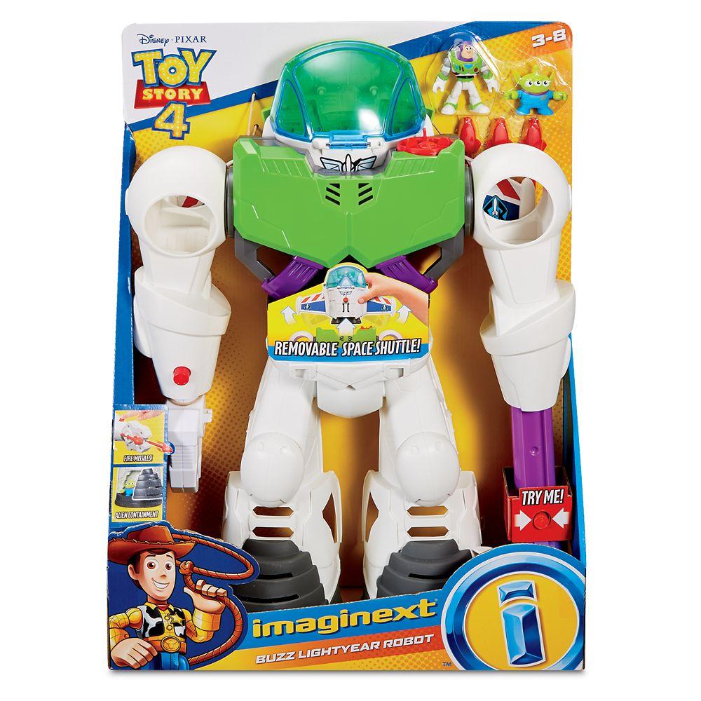 Buzz Lightyear Robot – Toy Story 4