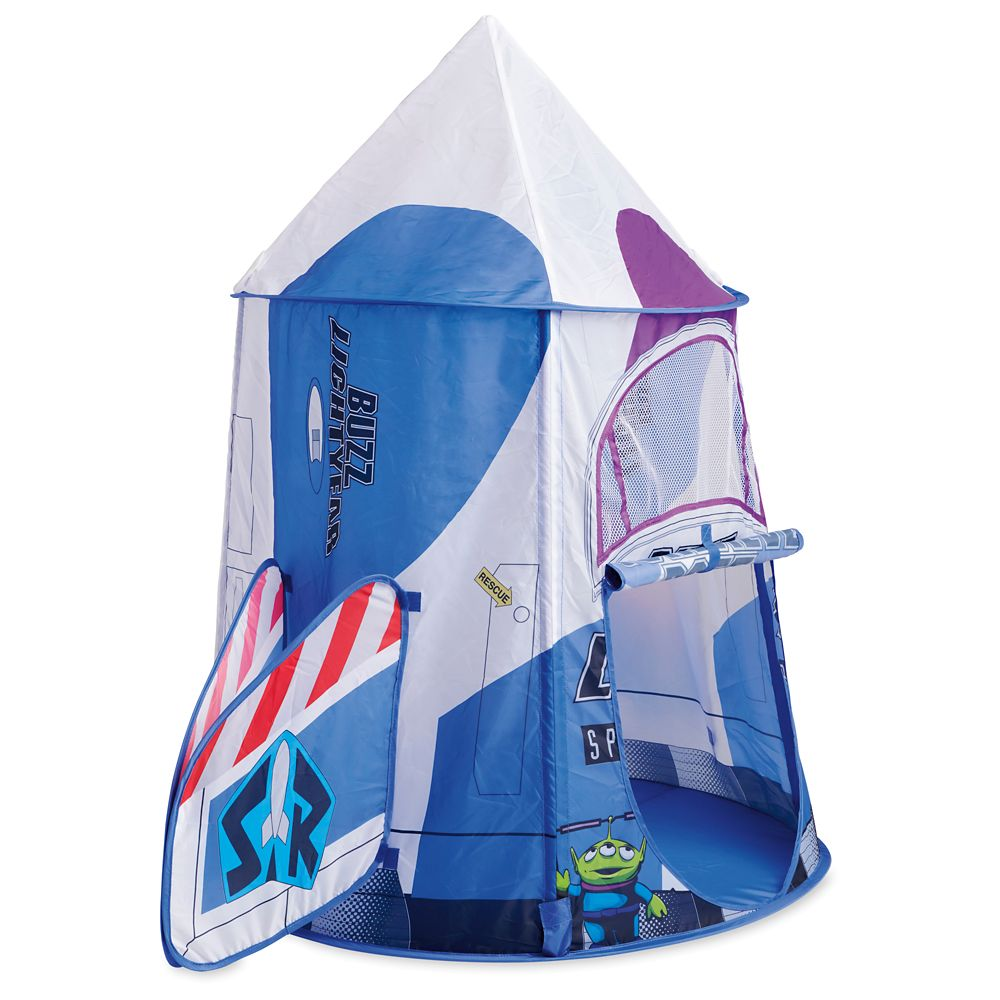 Buzz Lightyear Spaceship Play Tent