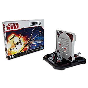 Star Wars: The Last Jedi Battleship Game