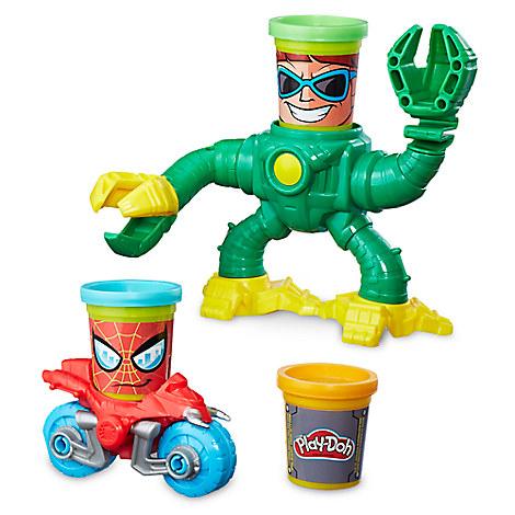 Spider-Man vs. Doc Ock Play-Doh Set