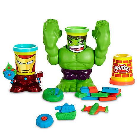 Smashdown Hulk Play-Doh Set